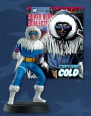 Eaglemoss DC Comics Super Hero Figurine Collection #030 Captain Cold